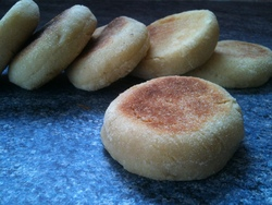 Recette pain muffin salé