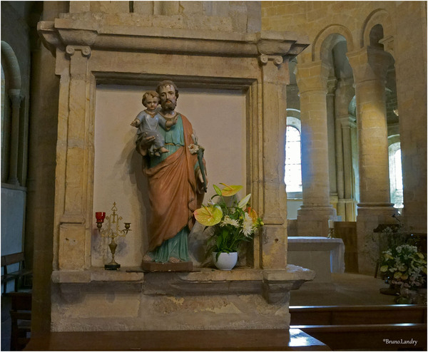Saint Eulalie d'Olt
