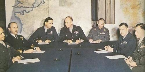 Les préparatifs du Débarquement de Normandie