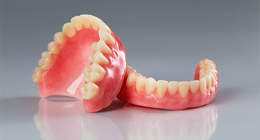 Prothèse dentaire complète amovible | Tourigny & Thibault Denturologistes