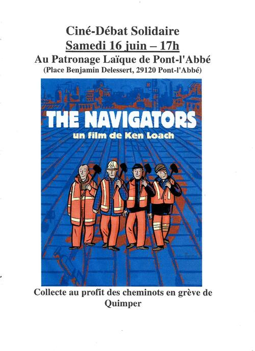 ":""The Navigators-samedi 16/06-17h au Patronage"