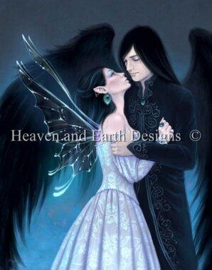 Le nid de l'ange et de la fée