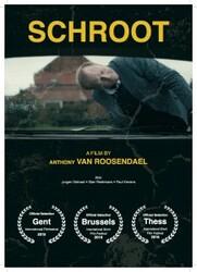 Affiche Schroot - court métrage