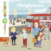 Couverture « L'Angleterre »