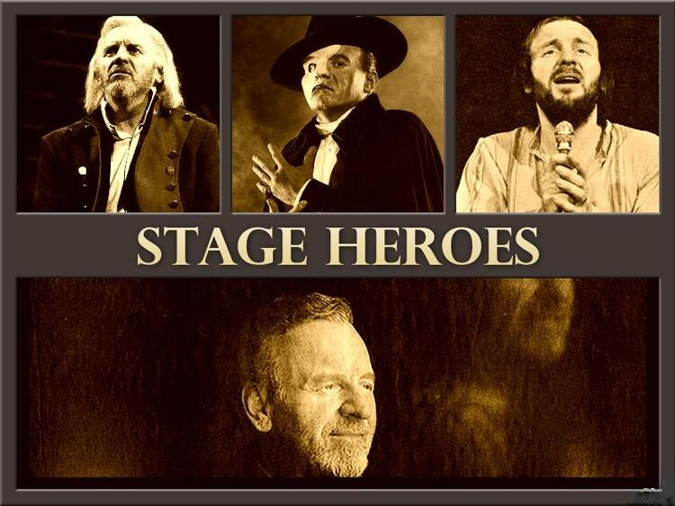 Photo créa - Colm Wilkinson