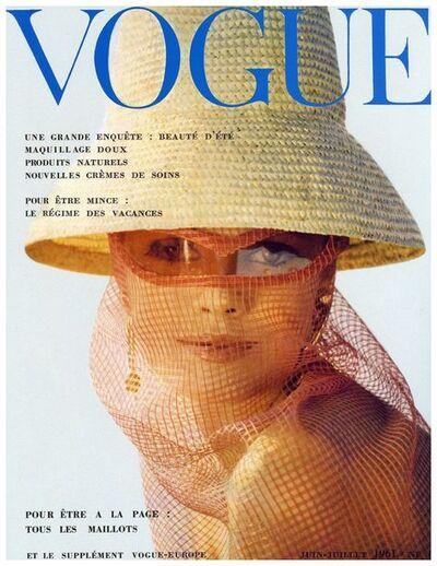 Couverture Vogue