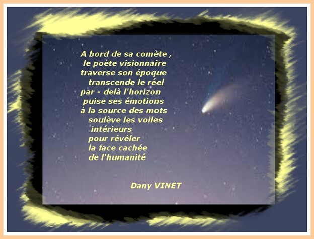 Auteur : Dany VINET