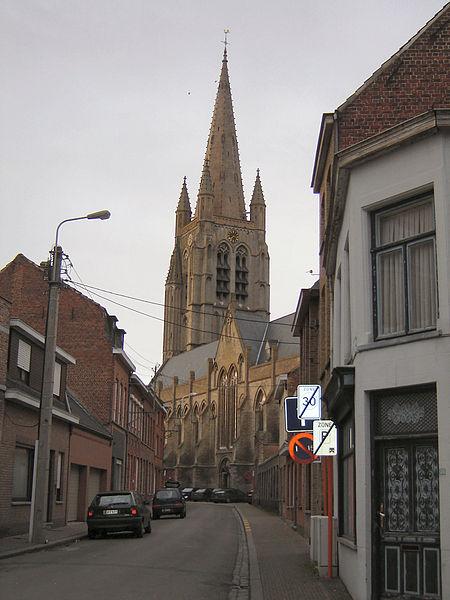 Poperinge : Eglise Notre-Dame