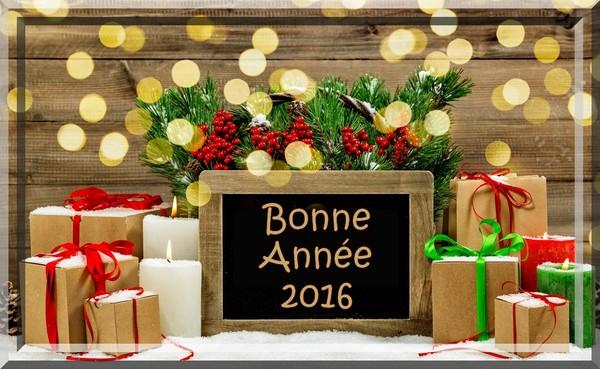 Message de Frawsy - Bonne Année 2016