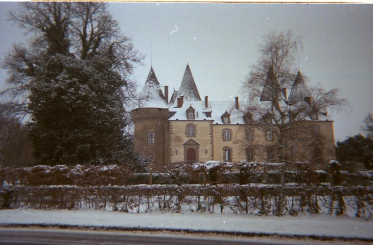 Château du 15ème - Lubersac