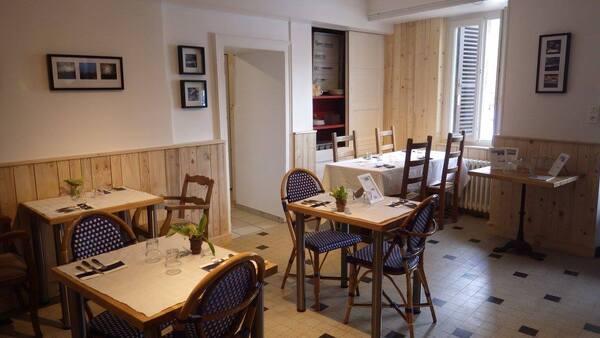 Un bon restaurant à Montbard
