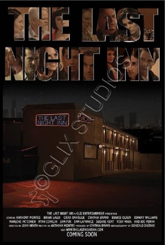 THE LAST NIGHT INN : Le film est en post-production