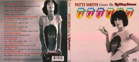 Live: Patti Smith covers the Rolling Stones