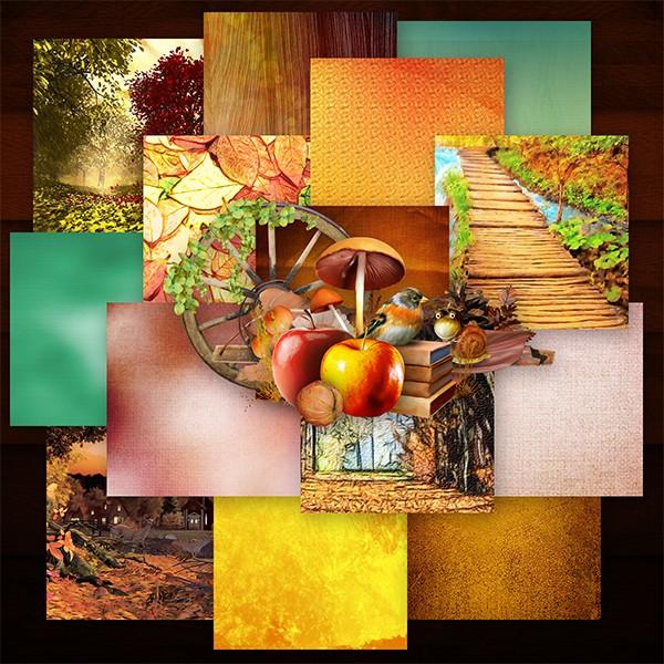 Sweet autumn de Desclics