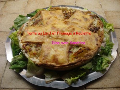 La Tarte au Brillat-Savarin