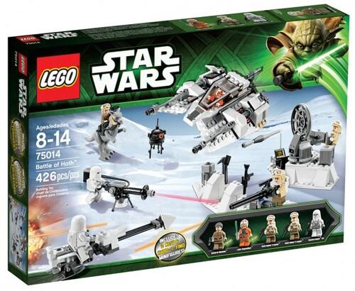 LES SORTIES LEGO STAR WARS POUR 2013