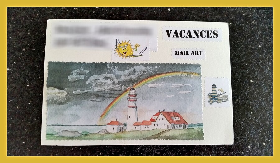 MAIL ART de GEPPETTO