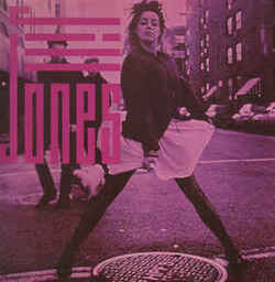 Jill Jones - Same - Complete LP