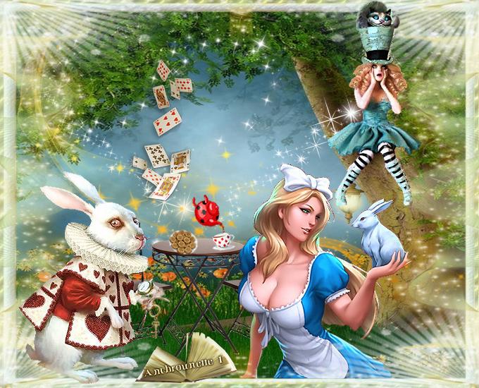 Au pays d'Alice