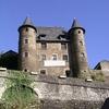 Le Chateau Pontier à Uzerche, Perle du Limousin