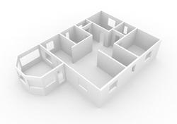 Maquette et plan