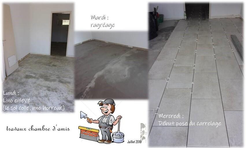 """Travaux """"buanderie"""" et """"chambre d'amis"""" (1)"""