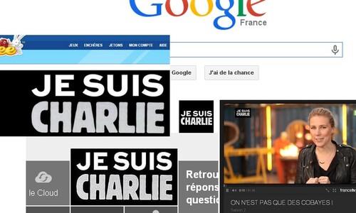 Petit Flash Spécial (Charlie Hebdo)