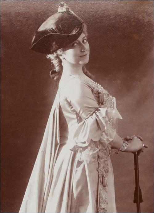 Le grand almanach de la France : Cécile Sorel