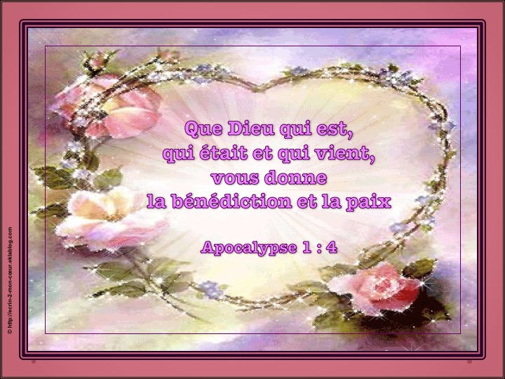 Ronde Versets du coeur 11