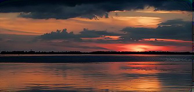 Ocean, lac, fleuve, riviere