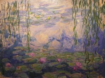 Nymphéas par Monet (Musée Marmottan)