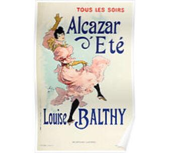 """Résultat de recherche d'images pour """"Alcazar en 1886"""""""