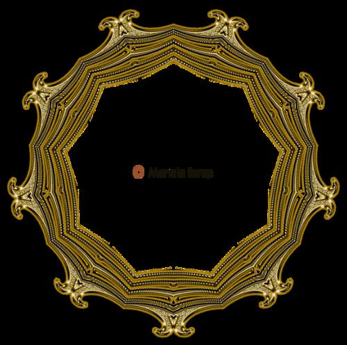 Cadre et coins d'or page 6