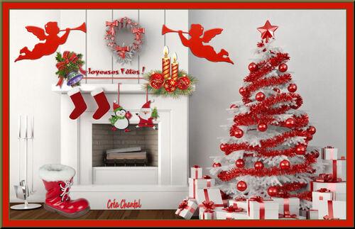 je vous souhaite un joyeux Noël