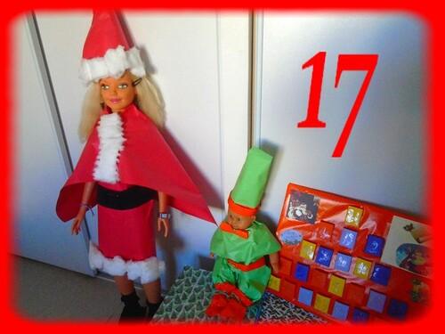 17ème boite à ouvrir du calendrier