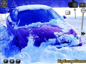 Jouer à Snowday escape 1