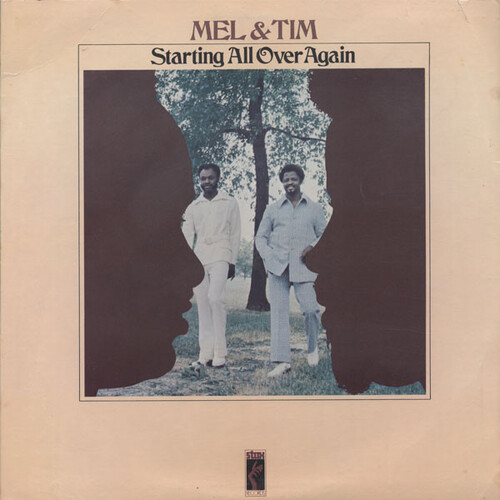 "Mel & Tim : Album "" Starting All Over Again "" Stax Records STS-3007 [ US ]"