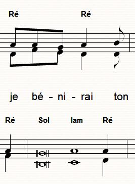 Graduel - 5ème Dimanche de Pâques - C (sr Do)