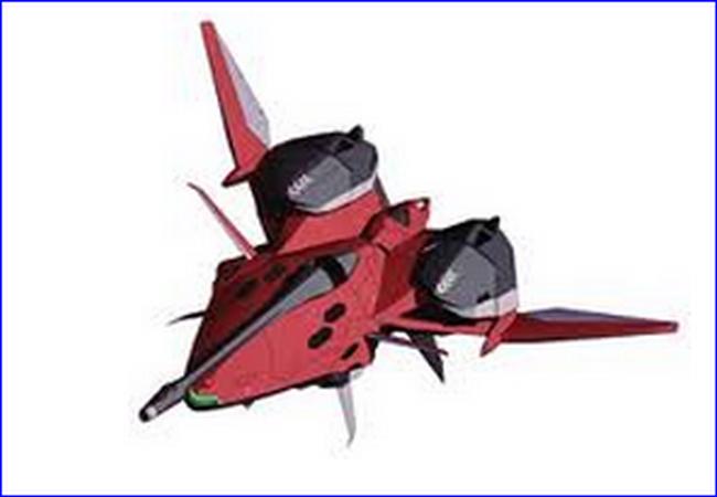 Ghost X-9 et V9 ; Macross Frontier