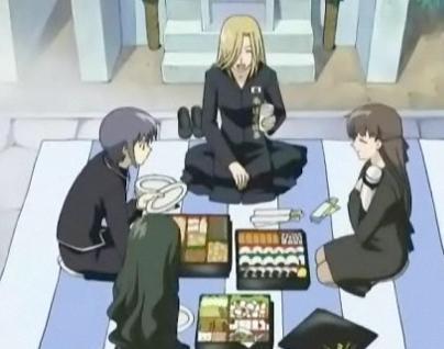 saki,arisa,tohru et yuki: