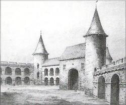 3. 2. L'enceinte de Bruxelles du 13ème siècle