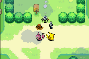 Pokémon Donjon Mystère - Chapitre 3