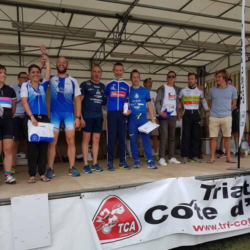 Photo et vidéo Triathlon MESQUER