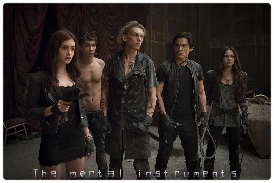 The mortal instruments (film)
