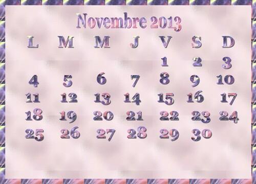 Etape 82 Comment faire un calendrier  Format A4