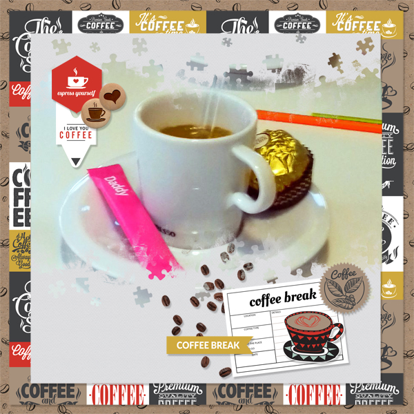 Coffee I love you