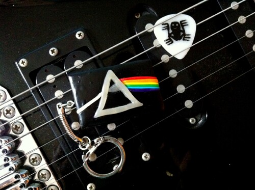 I was in the dark side of the moon....