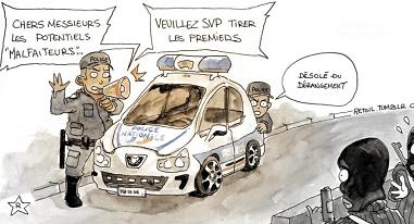La dépouille de la France ...