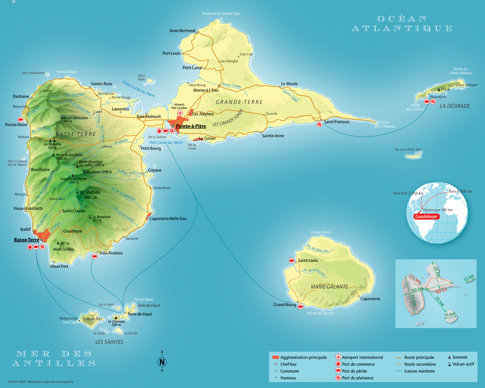 Guadeloupe   Voyages   Ewen Tanguy Léa et Hervé