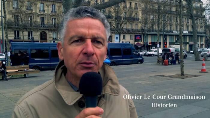 Rencontre avec Olivier LE COUR GRANDMAISON